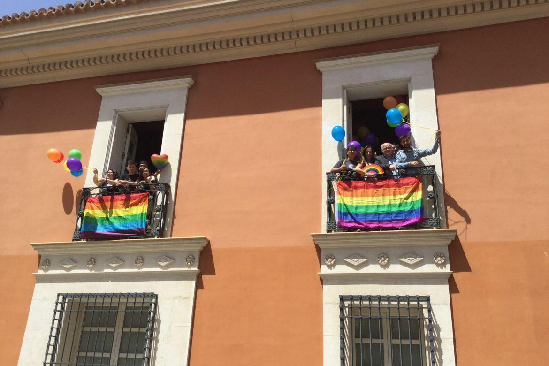 La Junta se suma a los actos del Día Internacional del Orgullo LGBTI ...